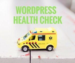 WordPress Healthcheck